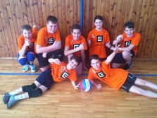 Mladší žáci VK ČEZ Karlovarsko se představili na Mistrovství ČR