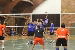 VK Jirkov - Ervěnice - VK Karlovarsko B 3:0, 0:3