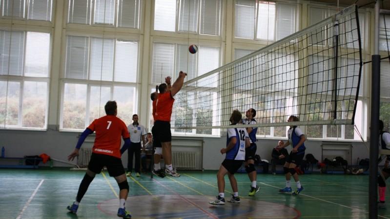 TJ Lokomotiva Česká Lípa - VK Karlovarsko B 3:0 a 3:2