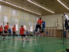 VK ČEZ Karlovarsko B - VK Slovan Chabařovice 2:3 a 2:3