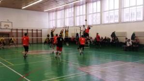 Volejbal Modřany - VK Karlovarsko B 3:2,3:0