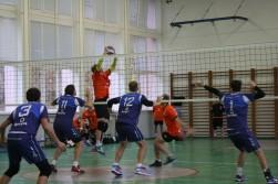 USK Slavia Plzeň - VK Karlovarsko B 3:1 a 3:1