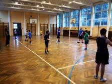 Žáci: tréninky probíhajicí na ZŠ Poštovní, Karlovy Vary