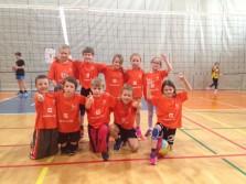 BMV: 3. turnaj Karlovarské ligy minivolejbalu