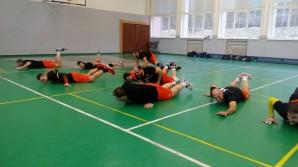 VK Karlovarsko B - SK Dansport Praha 3:0 a 3:2
