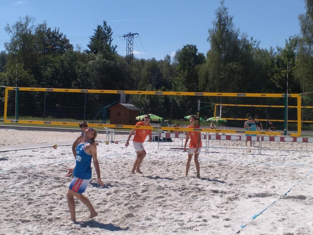 Foto: UNIQA Český pohár juniorů v Chodově