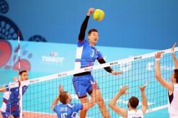 Volejbalové Karlovarsko posílí vlajkonoš z Evropských her