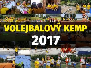 Volejbalový kemp 2017 - fotogalerie