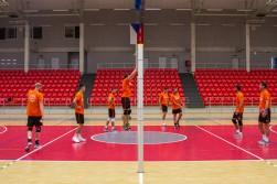 Volejbalisté zahájili přípravu a zvou fanoušky i na mezinárodní zápasy