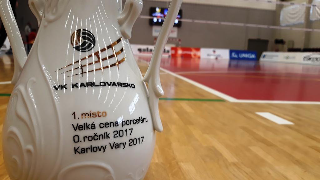 Foto: Volejbalisté Karlovarska testovali formu doma. Udrželi neporazitelnost