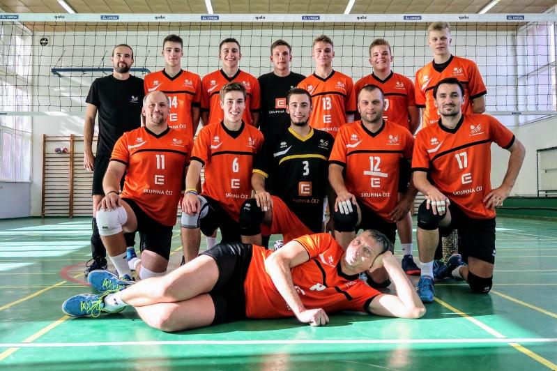 Foto: B-tým hostil SK Prosek Praha