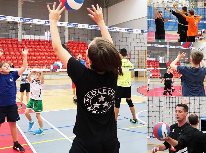 Foto: Volejbalové mládeži v regionu se daří. Extraligovým mistrům je stále blíž
