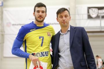 Rozhodne tým, tvrdí šéf Karlovarska před play off volejbalové ligy