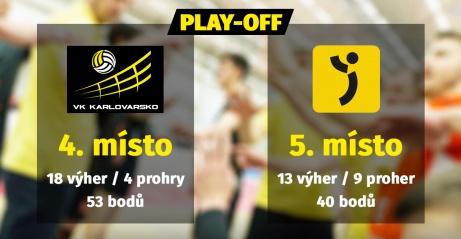 Volejbalová liga míří do play off. V cestě stojí Brno