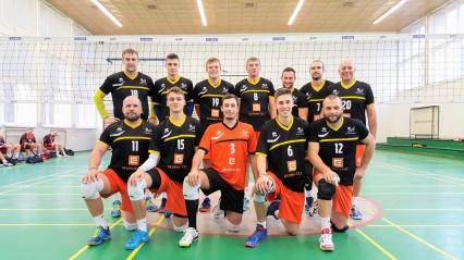 B-tým: Chabařovice jsme porazili 3:0 a 3:0