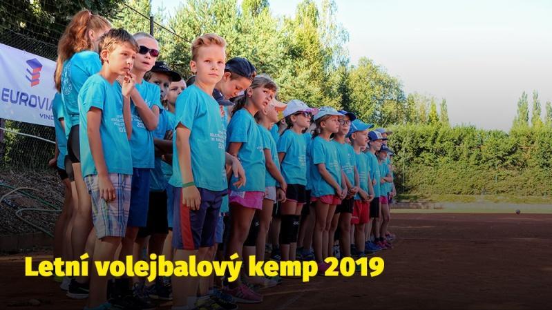 Foto: Letní volejbalový kemp 2019