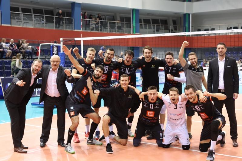 Foto: Karlovarsko je v osmifinále evropského poháru. Odveta trvala jen hodinu