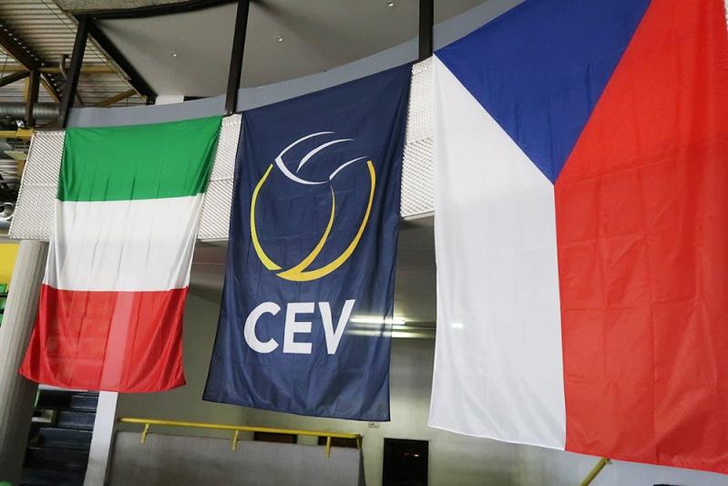 Foto: Karlovarsko vstupuje do volejbalové Evropy a podpoří charitu