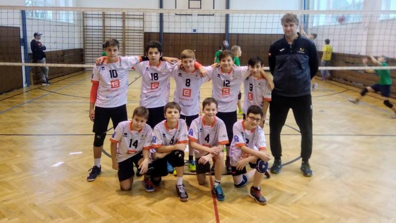 Krajské kolo mladších a starších žáků v Sokolově