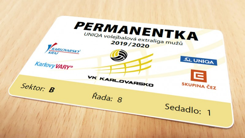 Volejbalové Karlovarsko spustí prodej permanentek. Platí i na evropský pohár