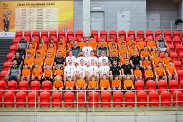 Volejbalový klub ČEZ Karlovarsko stojí na prahu šesté sezony
