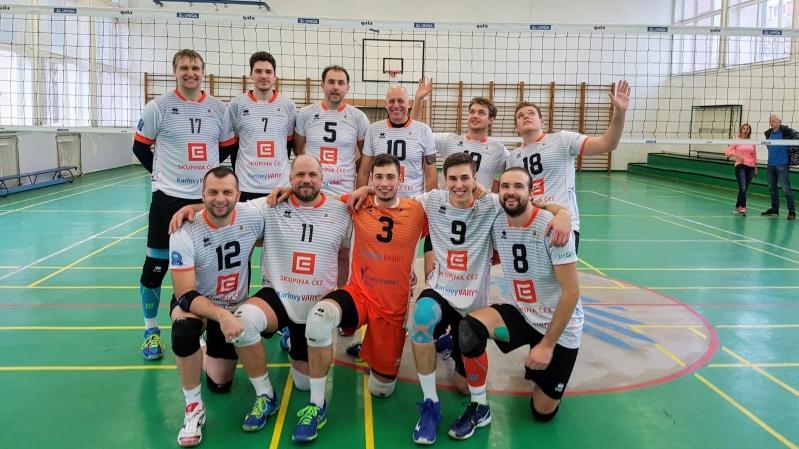 Foto: V sobotu 10.10. 2020 zahajuje svou sezónu B tým Karlovarska