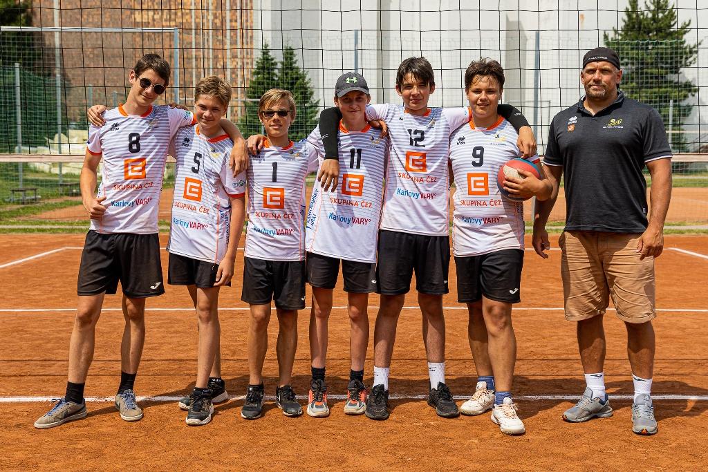 Foto: Starší žáci změřili v Hradci síly se silnou konkurencí
