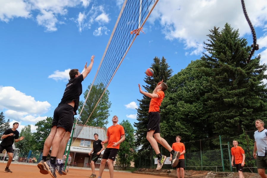 Foto: Mládež VK Karlovarsko opět v akci