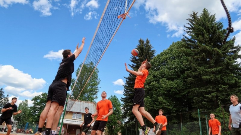 Mládež VK Karlovarsko opět v akci