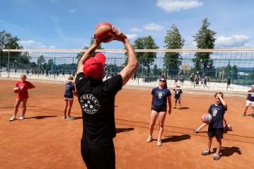 Karlovarsko přidalo druhý kemp, nově pak chystá beachvolejbalové víkendy