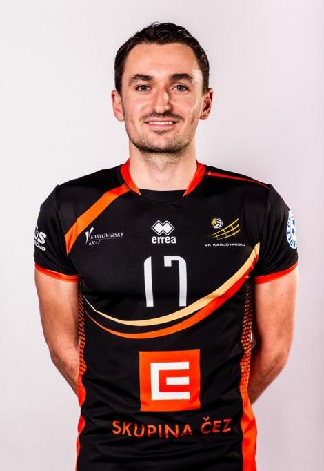 Zdeněk Málek - smečař