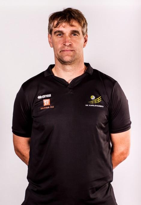 Milan Bican - asistent trenéra