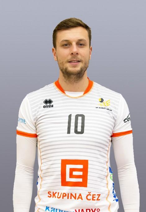Jakub Hukel - smečař