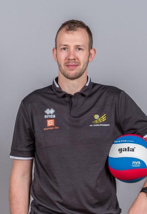 Zdeněk Sklenář - asistent trenéra