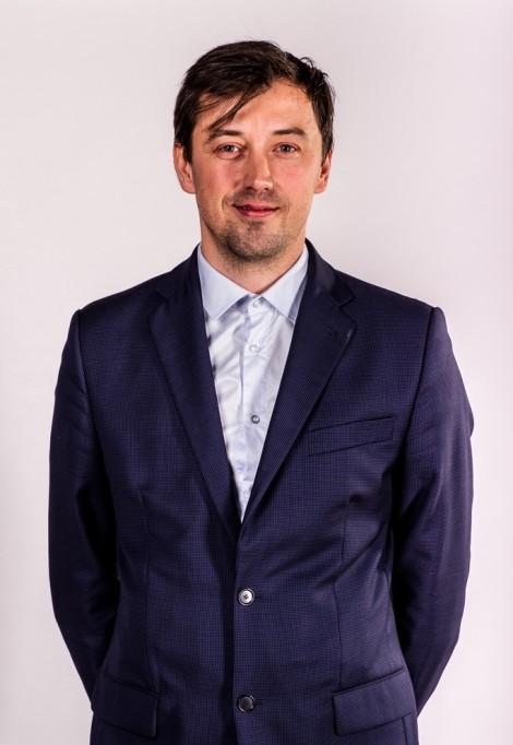 Jakub Novotný - předseda klubu