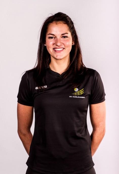 Kateřina Petrásková - fyzioterapeutka