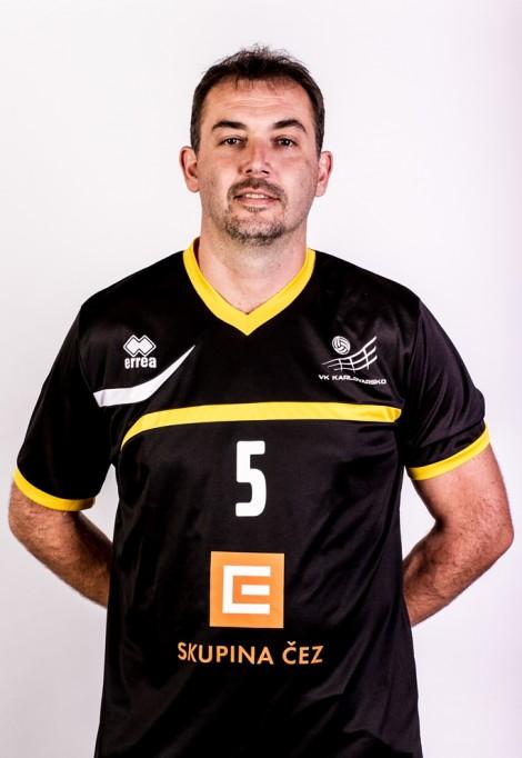 Tomáš Houda - blokař