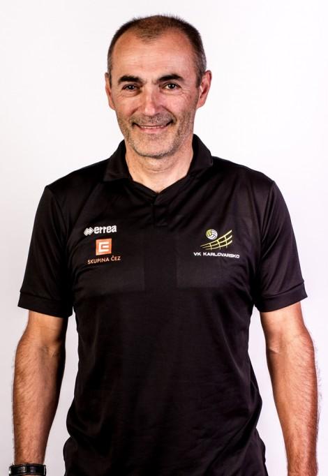 Zdeněk Kubálek - kondiční trenér