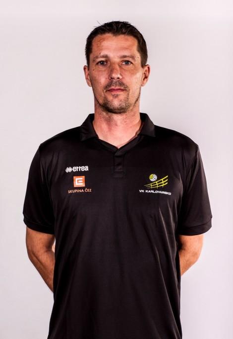 Jiří Novák - trenér