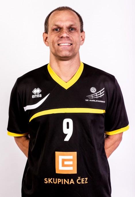 Tomáš Mašek - libero