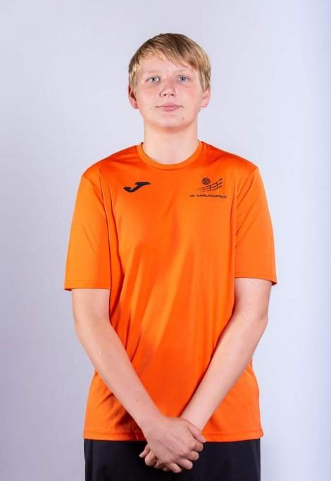 Jakub Zapletal - smečař
