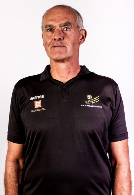 Miroslav Křížek - trenér