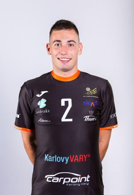 Tomáš Petrák - libero