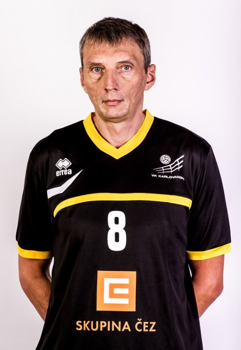 Andrey Mochalov - blokař