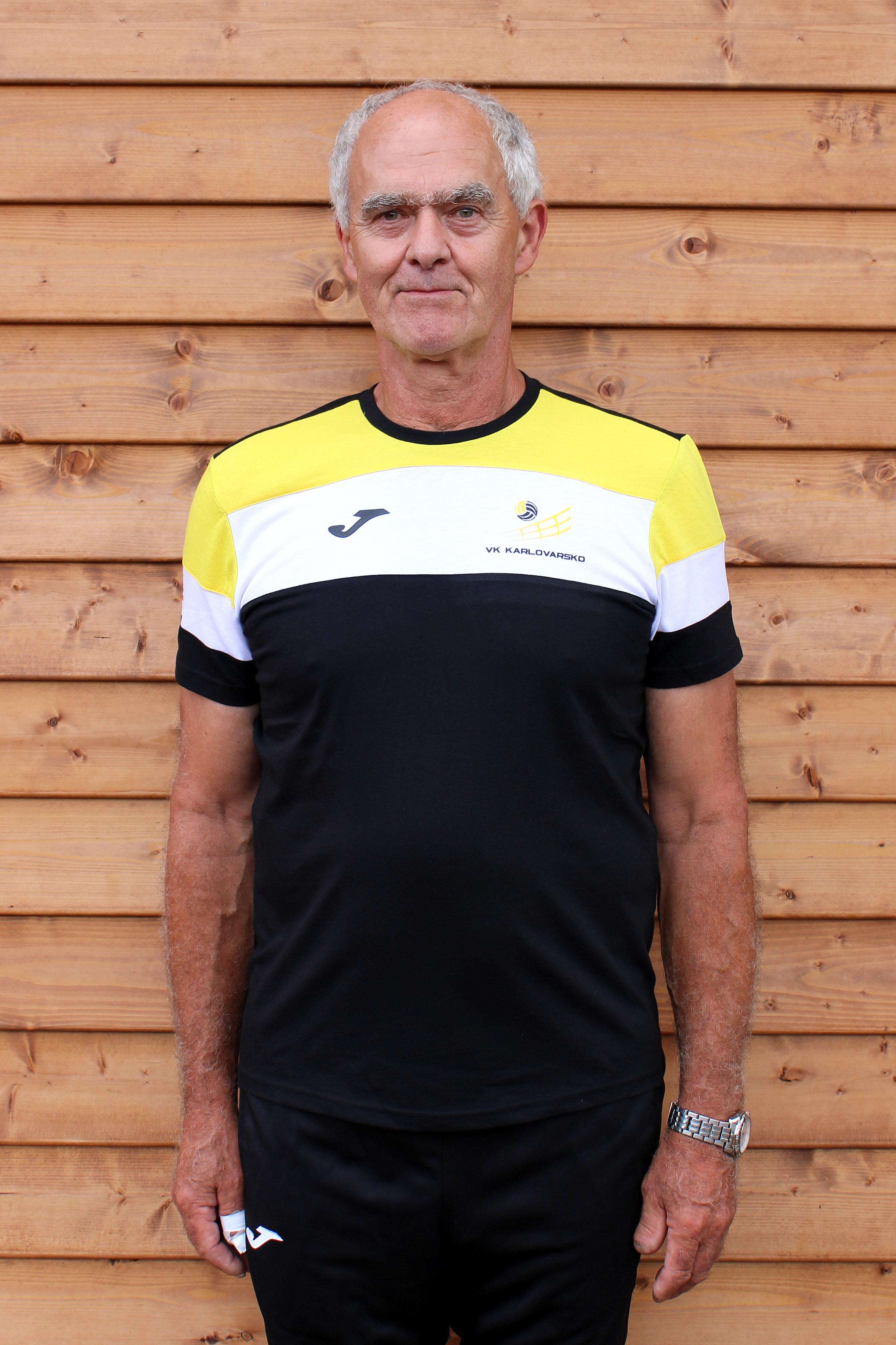 Miroslav Křížek -