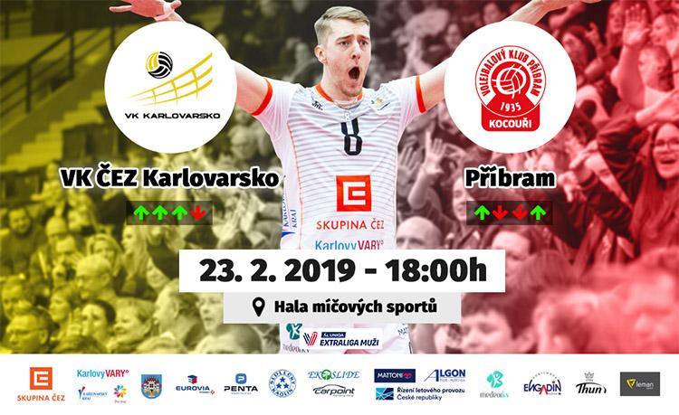 Předposlední zápas: Karlovarsko - Příbram